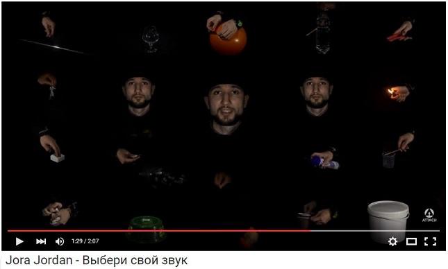 """Jora Jordan - """"Выбери свой звук"""" (Благовещенск, 2015)"""