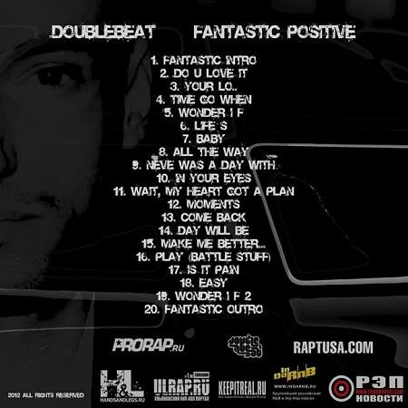 "DoubleBeat - ""Fantastic Positive"" (Инструментальный релиз!)"