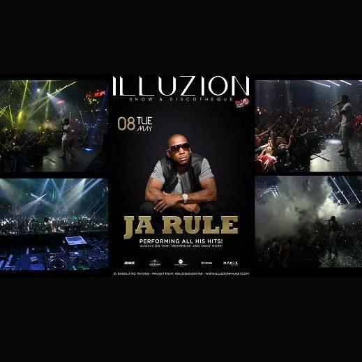 HV#143 - Хроника - Ja Rule live (Phuket 2018)