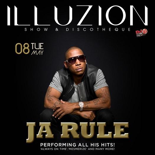 08 Мая - Ja Rule Live @ Таиланд, Пхукет - Illuzion Club